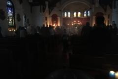 Rorate Coeli Mass at St Jane de Chantal 2019