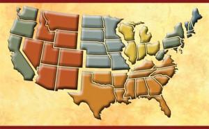 american union banner
