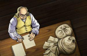 BenFranklin writing