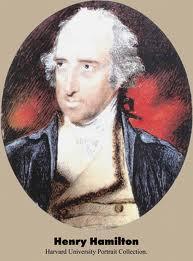 Governor Henry Hamilton