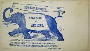 Arkansas secession