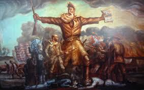 John Brown at Harper's Ferry