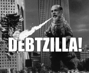 debtzilla TITLE