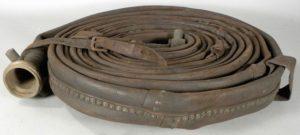 leather fire hose