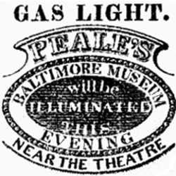 Peale gas light