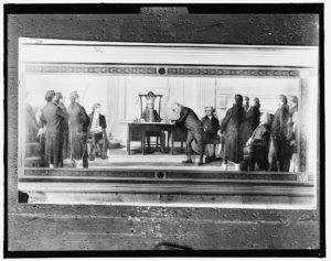 4 Franklin signing the Declaration