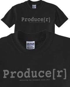Producer_T_shirt_display