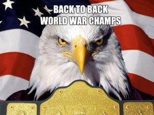 American-Patriot world war champs