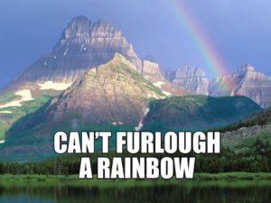 national park rainbow A furlough