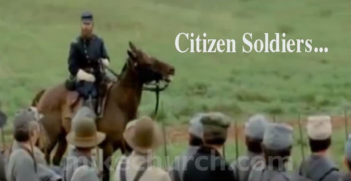 citizen soldier speech of Thomas J jackson