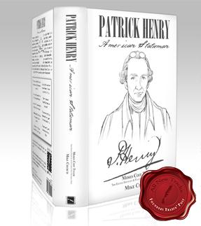 Patrick_Henry_Book_Wax