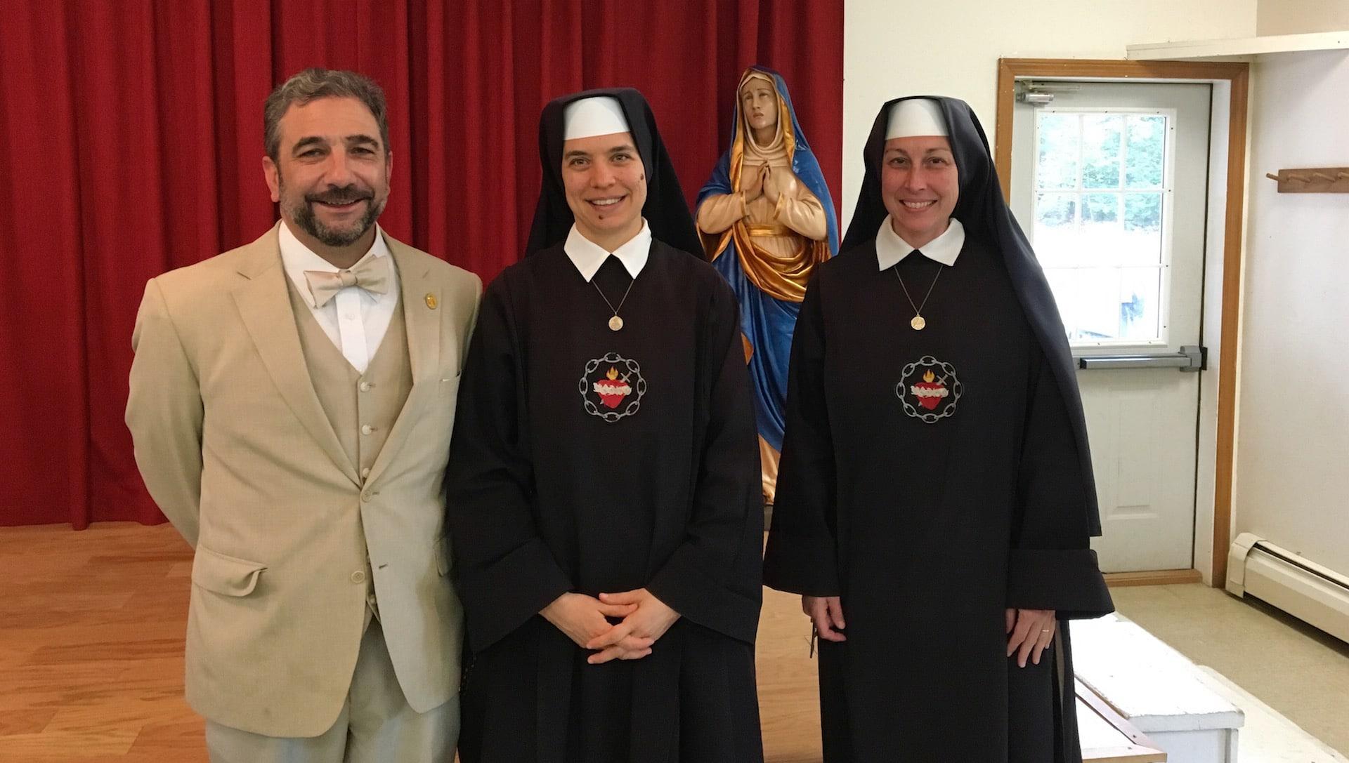 Mike-Church-Sister-Maria-Philomena