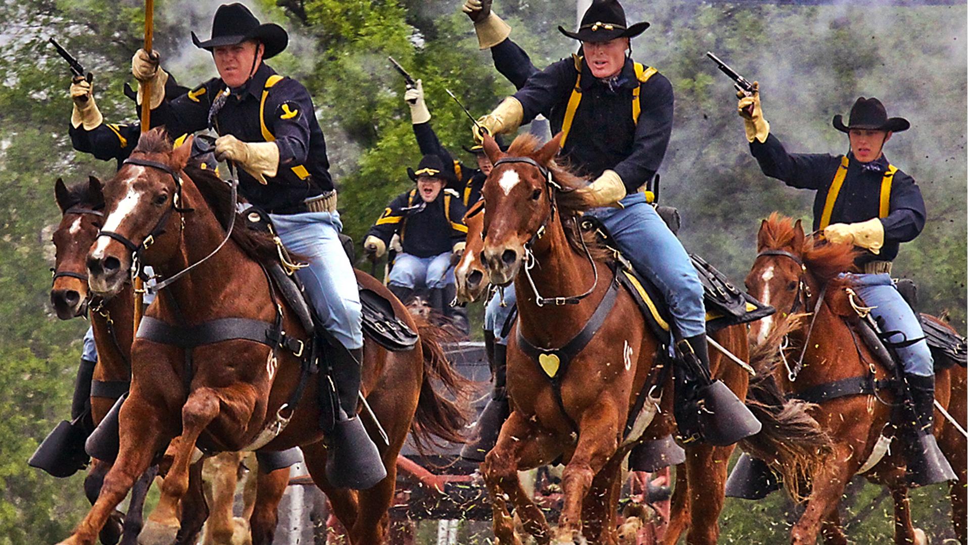Corona Cavalry